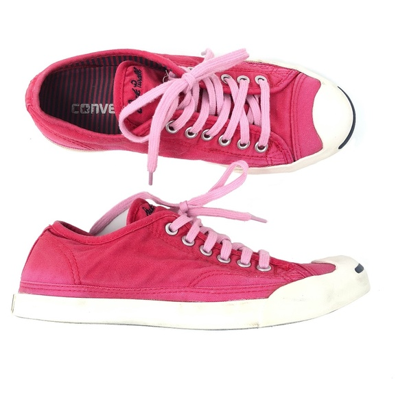 ce7739c7d529 Converse Shoes - Converse Jack Purcell LP Sneakers Women 6.5 Pink